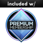 Included w Premium Membership