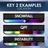 Random Key II Examples