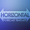 Horizontal Forecast Template II