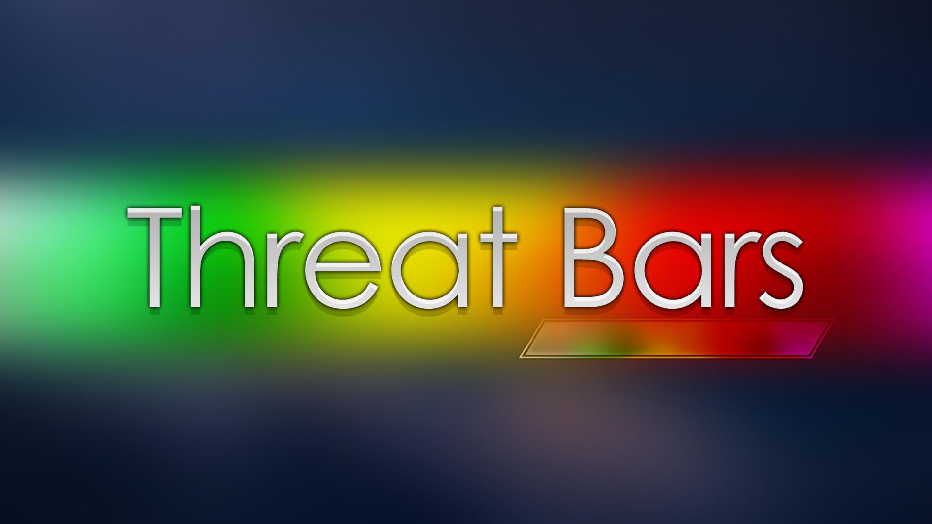 threat bars